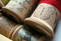 Spools / by Lee Ann Quigley