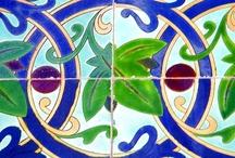 Les Carrelages | Los Azulejos / by Karen