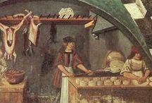 Życie codzienne / Medieval Life