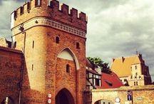 Średniowieczne bramy / Medieval Gates