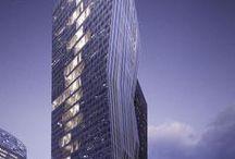 Architecture Unibail-Rodamco  / Shopping Centres et Offices / Centres commerciaux et Bureaux