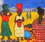 Travels with my Art  - my paintings and sketches / Paintings and sketches inspired by travels round the world. To see more visit http://alidunnell.wordpress.com/