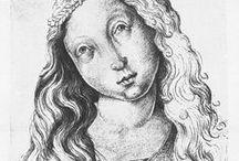 Szkice / Drzeworyty / Sketches / Woodcuts