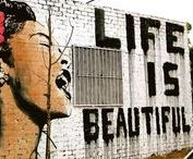 Street art / Inspirational Street Art from around the world