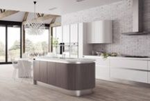 Modern kitchens / Kitchens with a definative modern style and twist