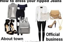 Fashion - Outfit ideas / This board will cover Fashion posts, outfit ideas and tips. You're welcome to pin your posts but please limit pins to 1 per day and make sure to share the love by supporting other pinners and repinning their links. If you'd like to be added to this board, follow me and email MYRABEV @ gmail [dot] com. Let's get pinning! :)