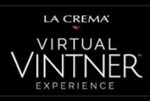 Virtual Vintner / Welcome to Virtual Vintner, a digital experience where, with your help, we will make a unique, crowd-created La Crema wine.  Help us chart the course to a whole new La Crema wine from grape-to-glass. / by La Crema