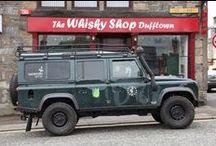 Deer Of Europe #Scotland 2014 Land Rover DEFENDER 110 / South Tirol - Highlands