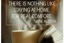 Cozy & Relaxing / All things warm, cozy and sweet