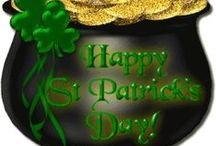 St. Patrick's Day / A Blessed St. Patrick's Day to you today......:)