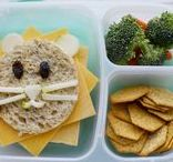 Packed lunch ideas / Packed lunch box ideas