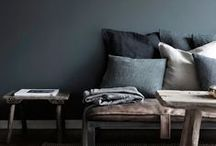 STYLING - MOODY / INSPIRING 'MOODY' STYLED SPACES