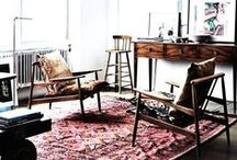 STYLING - BOHEMIAN / INSPIRING BOHEMIAN STYLED SPACES