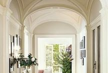 STYLING - CLASSIC / INSPIRING STYLED SPACES WITH CLASSICAL ELEMENTS