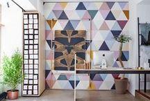 Maison Bien Fait / Wallpaper