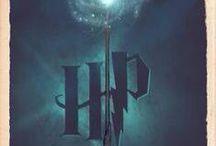 Le monde d'Harry Potter.