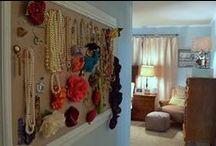 Organização das bijuterias