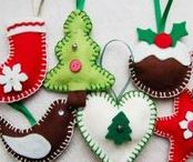 Have yourself a merry little Christmas / Christmas craft ideas