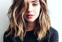 CHANGE THIS HAIR STRANDS / Hairstyles inspirations including colors and haircuts...