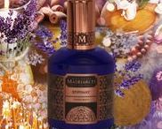 Epiphany / FRAGRANCE FAMILY:  Lavender Chypre / Floral   NOTES:  Organic lavender grown and distilled in Washington (Hidcote pink EO & blue and white lavender concretes) champaca, tobacco, amber, lily enfleurage, pepper, honey, coriander, sandalwood, oakmoss.  The oud provides structure, yet remains subtle.