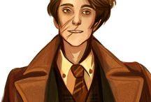 Remus lupin/David Thewlis