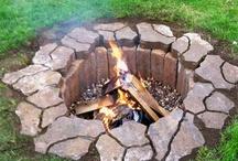 Garden: fire pits