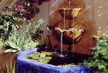 Garden: water features