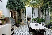 Garden: patio & porch