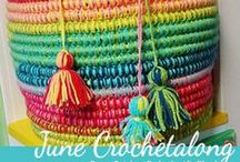 PAY crochet-a-long / Join our shop crochet-a-longs!! We can ship your yarn and pattern straight to your door!