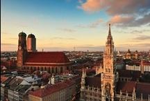 unser schönes München / In der Welt sind wir zu Hause, doch in #München sind wir daheim. Unsere Stadt - so wie wir sie sehen! Und welche Eindrücke haben Sie von München? Pinnen Sie mit!