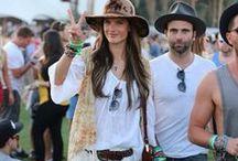 Coachella Style / Celebrity Fashion at Coachella
