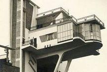 Architecture / Functionele architectuur uit de laatste 100 jaar