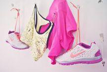 ♥ MODA NA SPORT / Zestawy sportowe, które pozwolą czuć się komfortowo i modnie w czasie uprawiania sportu.