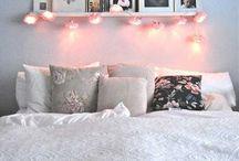 Bedrooms / by Megan Rowley