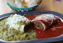 Santa Fe Restaurants / Cherry Pie Social's Favorite spots to eat in #SantaFeNM