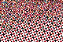 (Changing) Patterns / Pattern + Gradient