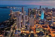 Miami / I wanna visit here someday.