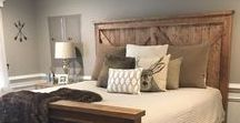 Rustic & Farmhouse Living / All types of great ideas for your farmhouse and rustic decor.
