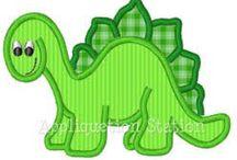 Dino applique