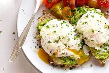 Foodies: breakfast/lunch