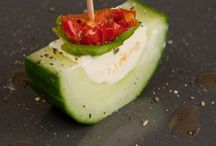 Foodies: tapas & fingerfood