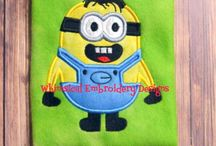 Minion applique