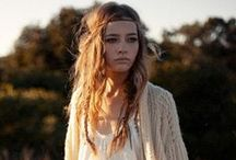 Style / Hippy/boho/gypsy and other clothing-, accessory- and hairstyles I love.