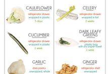 Foodies: tips & tricks