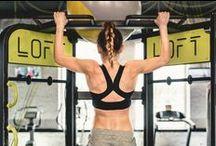 ♥ FITNESS - BRUGI / Sesja zdjęciowa zrealizowana dla marki Brugi Kolekcja fitness - wiosna/lato 2015 Miejsce - LOFT,  Fot. Rafał Nycz Make-up - Izabela Zielińska  Ubrania - http://sklepbrugi.pl/
