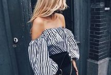 Stripes / Stripes never go out of fashion