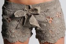 Crocheting & Sewing