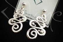 """Gioielli-Jewels By Selene Jewels&Crafts / """"Forse la definizione che il mare dà di una conchiglia è la perla. forse la definizione che il tempo da del carbone è il diamante."""" Kahlil Gibran"""