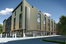 Our Campuses & Facilities / by Cardiff Metropolitan University