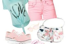 Clothes / Teen Girl Style